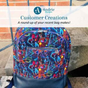 Customer Creations - May 2021 - Andrie Designs