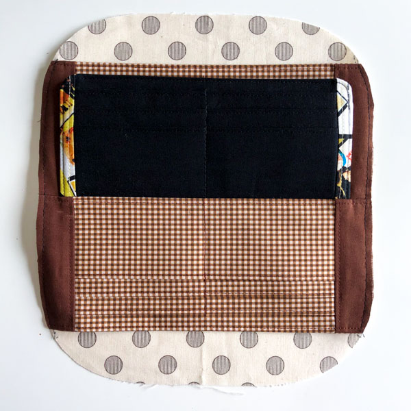 Edges trimmed - Cleo Gets Extra Card Slots - Andrie Designs