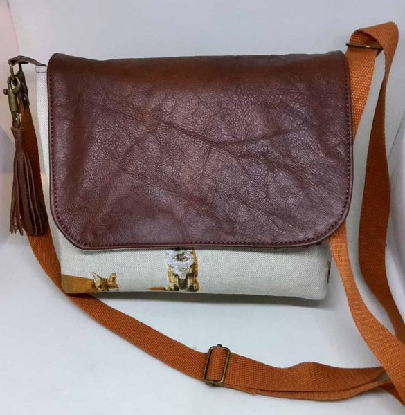 Angies Outer - Customer Creations - Good to Go Messenger Bag - Andrie Designs-5