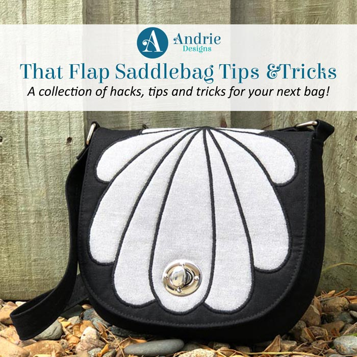 That Flap Saddlebag Tips and Tricks - Andrie Designs