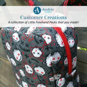 Customer Creations - Little Freehand Pack - Andrie Designs