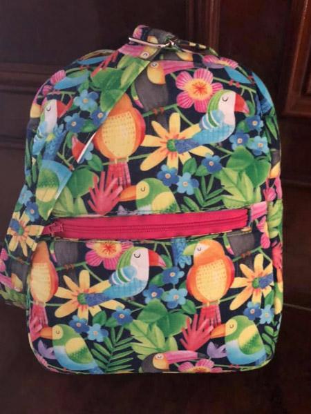 Lynn's Tropical Little Freehand Pack - Customer Creations - Little Freehand Pack - Andrie Designs